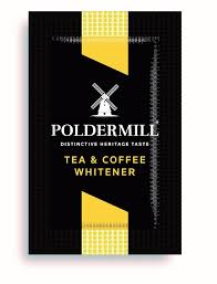 Poldermill - tea & coffee whitener - singleportions.co.uk